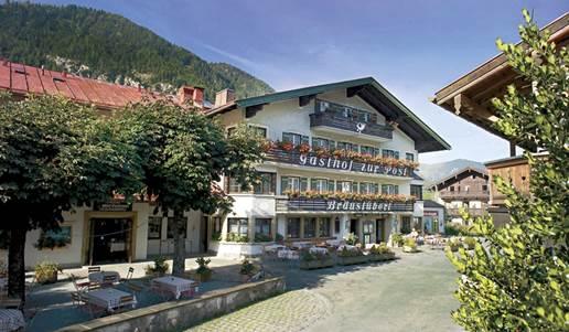 Hotel Gasthof Zur Post Munich